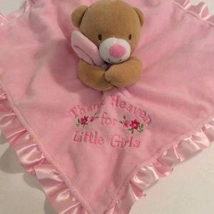 Baby Starters Thank Heaven for Little Girls LOVEY
